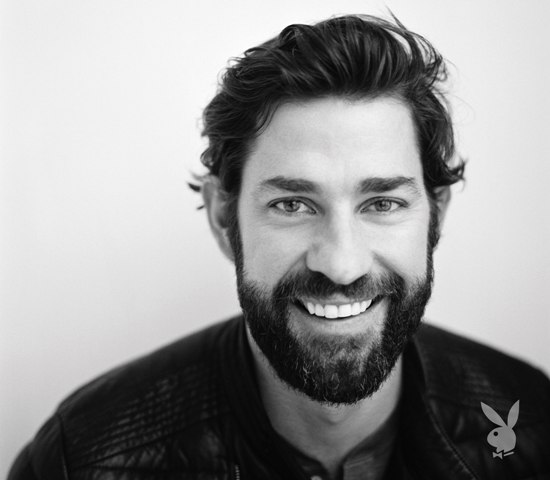 John Krasinski on Saving a Drowning Woman in Costa Rica: It 'Changed My Life Completely'  Credit: Playboy