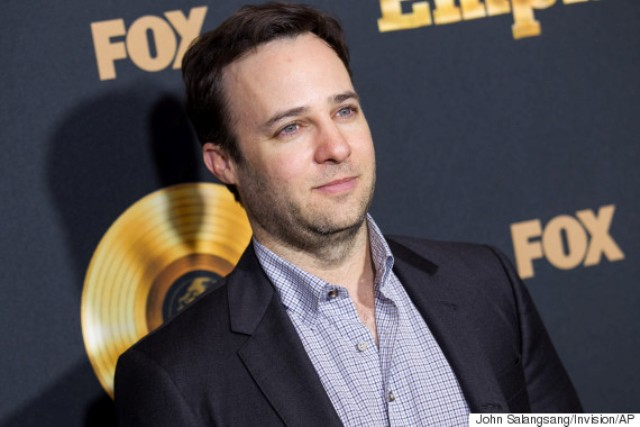 "Danny Strong arrives at the ""Empire"" ATAS FYC Event held at The Grove on Friday, May 29, 2015, in Los Angeles. (Photo by John Salangsang/Invision/AP)"