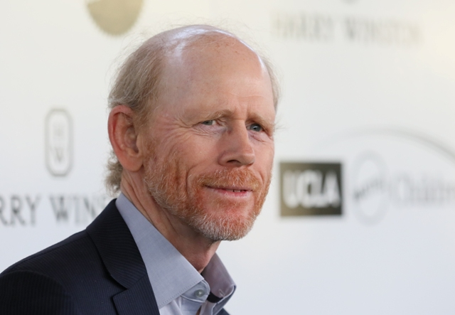 CULVER CITY, CA - MAY 06: Ron Howard attends the UCLA Mattel Children's Hospital's Kaleidoscope on May 06, 2017 in Culver City, California. (Photo by JB Lacroix/WireImage)