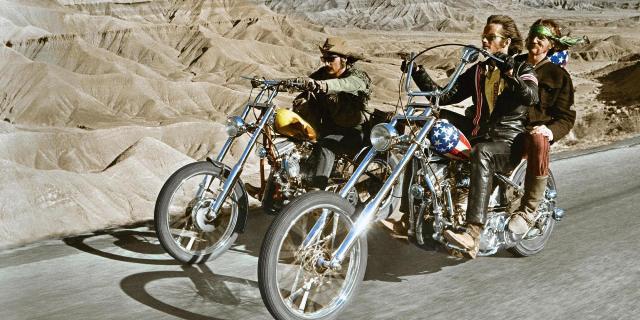 Easy Rider (Buscando mi destino) 2