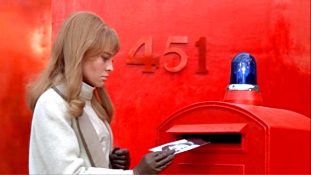Fahrenheit 451 François Truffaut