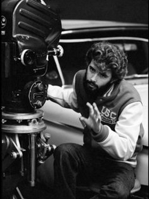 George Lucas in American Graffiti (1973)
