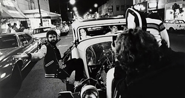 George Lucas in American Graffiti (1973)2
