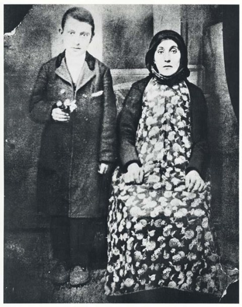 arshile_gorky_and_his_mother_van_city
