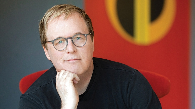 Director Brad Bird is photographed on April 3, 2018 at Pixar Animation Studios in Emeryville, Calif. (Photo by Deborah Coleman / Pixar)