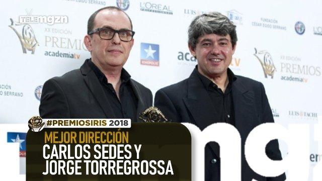 Carlos Sedes,  Jorge Torregrossa