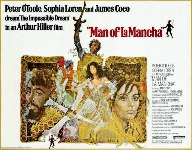 El hombre de La Mancha' (1972)
