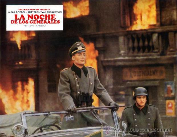 La noche de los generales' (1966)