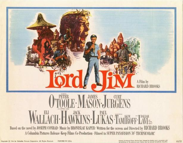 Lord Jim'  (1964)
