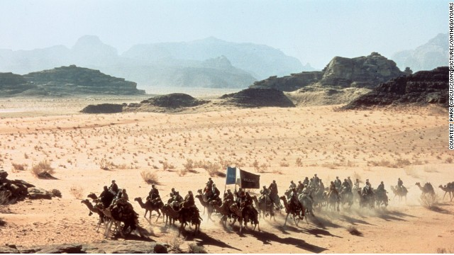 lawrence de arabia nefud