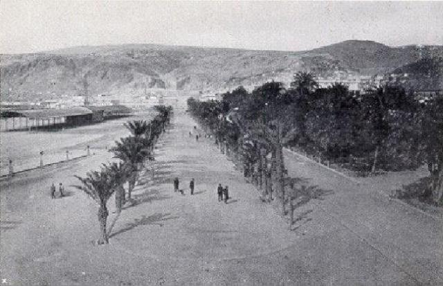 parque Nicolás Salmerón de Almería