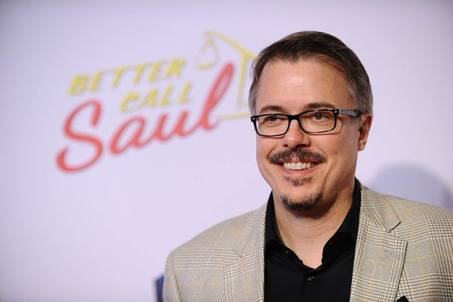 """attends the premiere of """"Better Call Saul"""" at Regal Cinemas L.A. Live on January 29, 2015 in Los Angeles, California."""