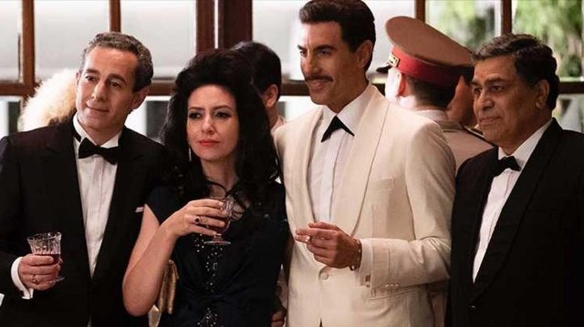 El espía (Miniserie de TV) 2