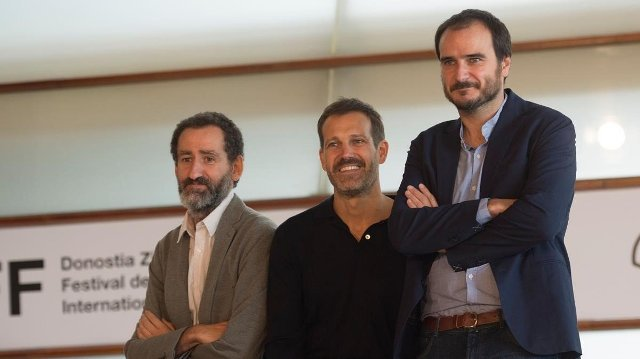 Jon Garaño, Aitor Arregi, José Mari Goenaga1