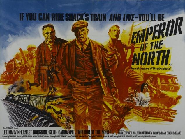 1973 EL EMPERADOR DEL NORTE poster  (3)