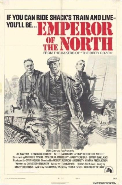 1973 EL EMPERADOR DEL NORTE poster  (4)