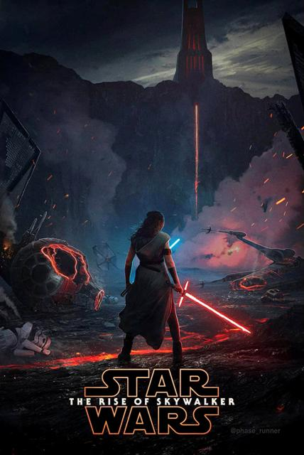 Star Wars The Rise of Skywalker 2