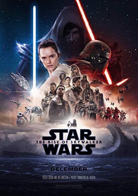 Star Wars The Rise of Skywalker - Final Trailer