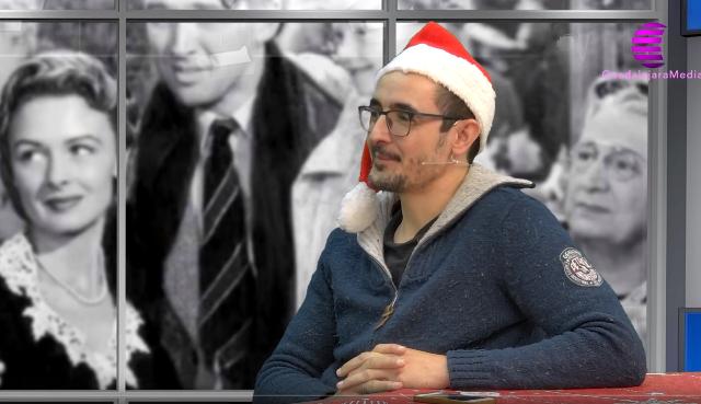 Películas de Navidad con Javier Pastrana