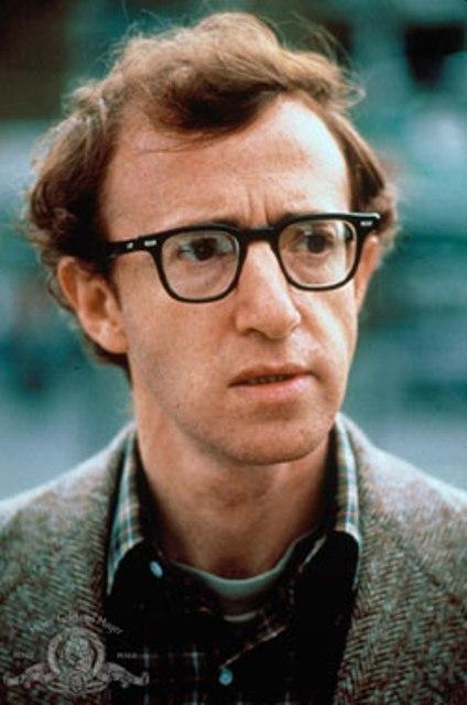 Woody Allen 1986